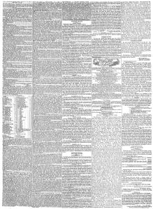 Times, 3 August 1821, Jewett Full Pages (1)