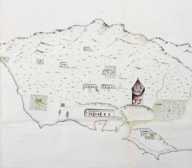 1776 Calleja detail