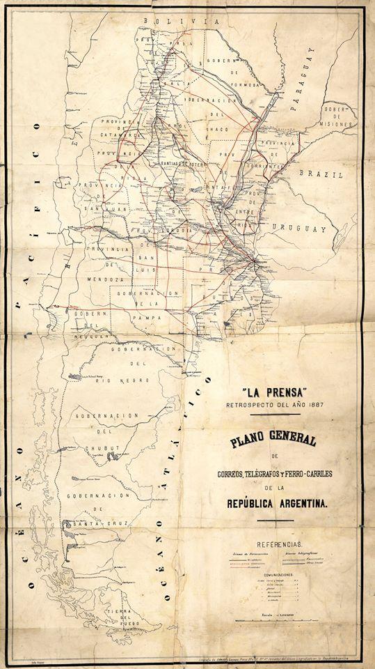 1887 Argentina