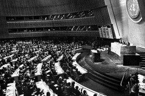 UN GA 1971