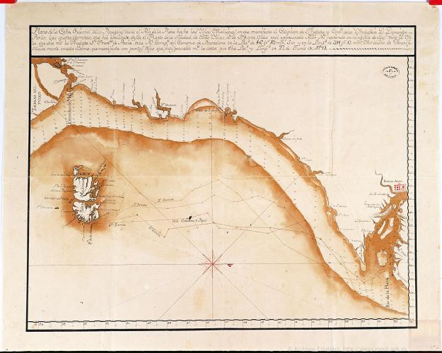 1791 Spanish