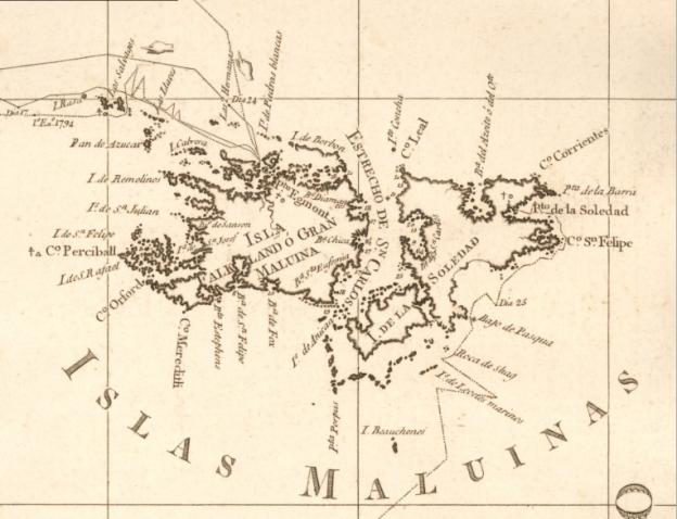 1798 Spanish