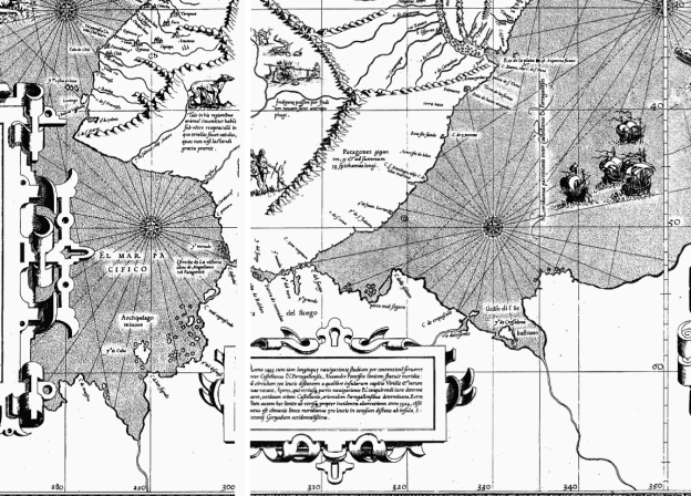Geradus Mercator 1569