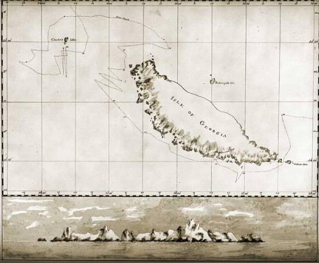 South Georgia 1775