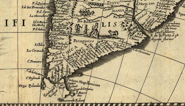 1640 circa French (Jean Boisseau) (detail)